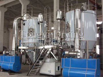 LPG High-Speed Centrifugal Spray Dryer