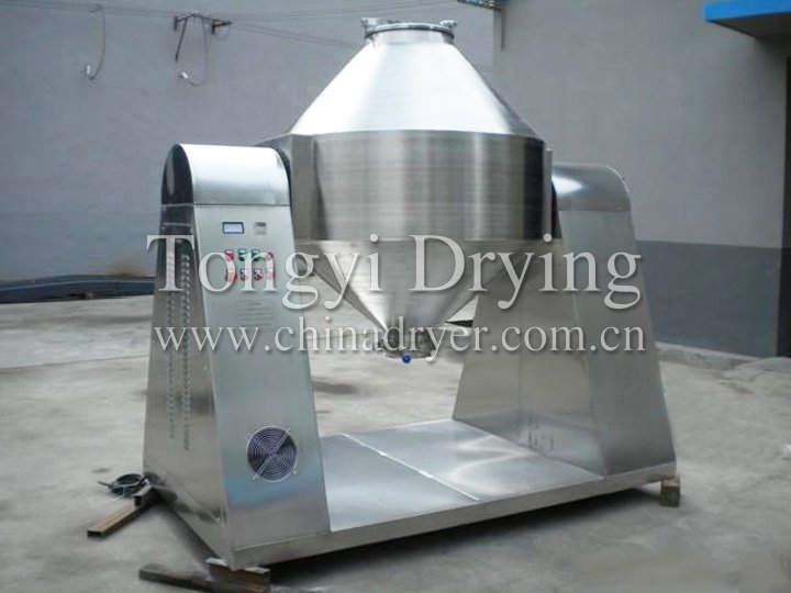 Double Cones Dryers Tumblers ~ Szg series double cone rotating vacuum dryer changzhou